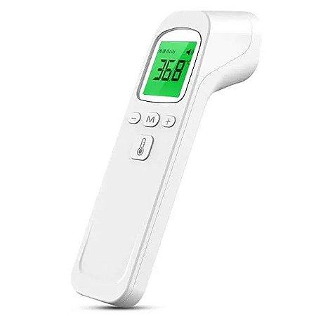 Termômetro Digital de Testa Infravermelho - SwissCare