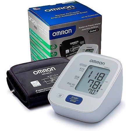 Aparelho de Pressão Arterial Digital de Braço HEM-7122 - Omron