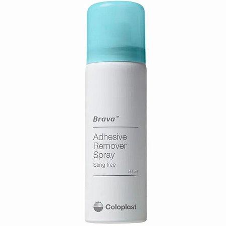 Brava Spray Removedor de Adesivos 50ml - Coloplast