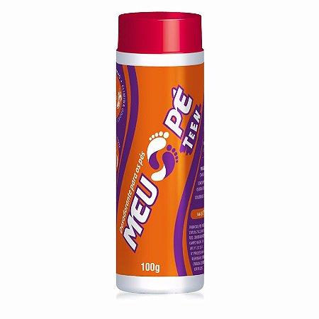 Talco Desodorante Para os Pés Meu Pé Teen 100g - Hygieline