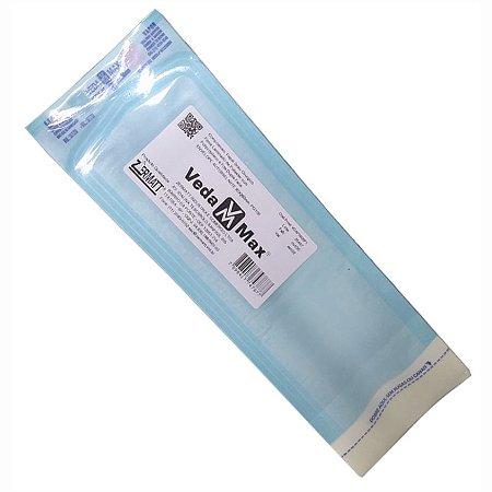 Envelope Auto Selante para Esterilização 9cm x 26cm (100UN) - Vedamax