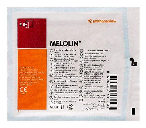 Curativo Não Aderente Melolin Smith & Nephew - 1 Unidade