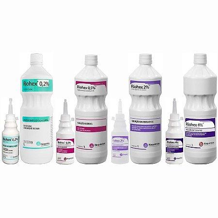 Clorexidina Riohex - Rioquímica