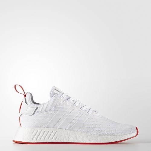 Tênis Adidas NMD R2 Primeknit Branco