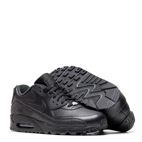 Tênis Nike Air Max 90 Leather Preto