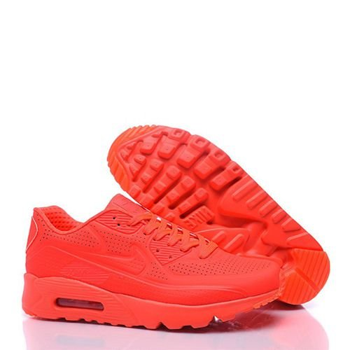 Tênis Nike Air Max 90 Ultra Moire Bright Crimson Red