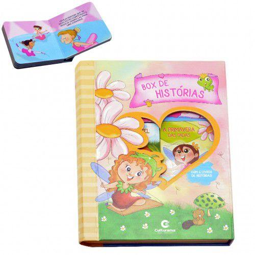 Box de Histórias Princesas