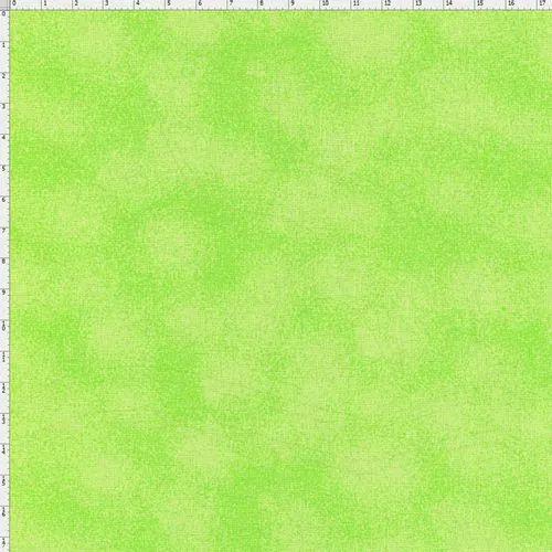 Tecido Círculo Poeirinha VERDE CLARO - 1909 - 0,50cmx1,46 Mts