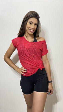 Blusa Tela - Rosa Queimado 8247