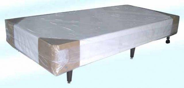 Box para colchão de solteiro