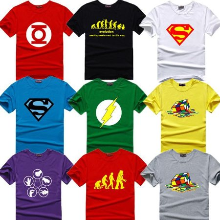 Kit Com 10 Camisetas Camisas De Marca Preço de Atacado