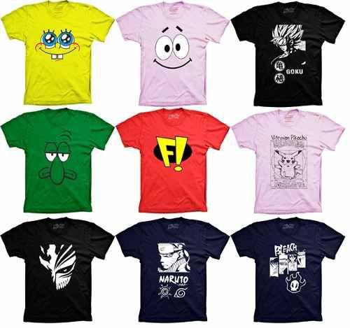 Kit Com 40 Camisetas Camisas De Marca Preço de Atacado