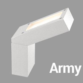 Arandela Army  Moderna