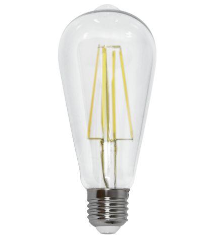 Lâmpada Filamento ST64  Bivolt 100V - 240V  Aproveite