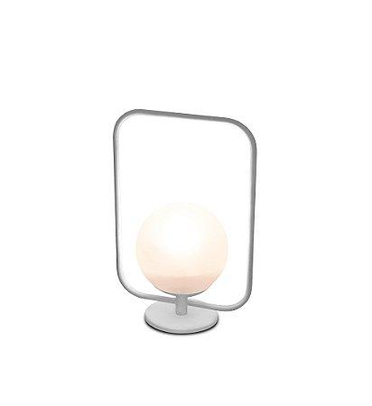 Luminária Signos Globo de Vidro Quadrado