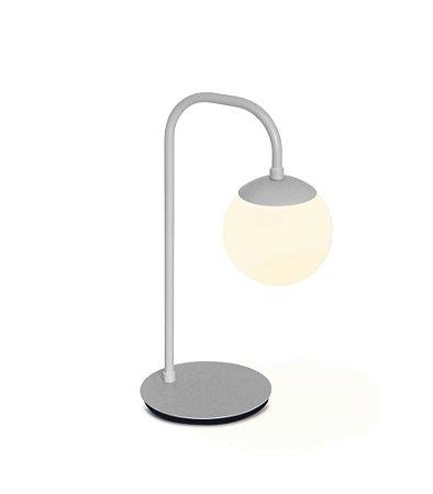 Luminária Drop Globo de Vidro Design Moderno