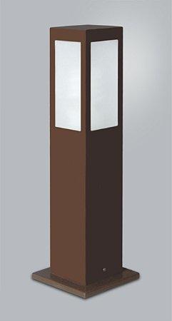 Poste Alberino 75cm Lâmpada E27