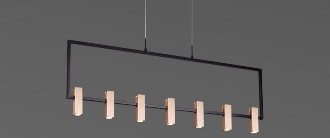 Pendente Sky Led Design Luxuoso Exclusividade
