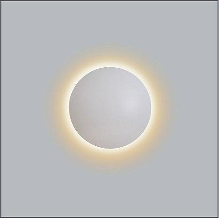 Arandela Eclipse Curvo 40cm Confira
