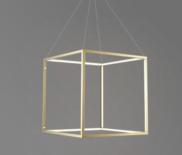 Pendente Cubo 42w Design Único e Diferenciado