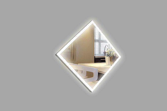 Espelho Vanity Decorativo com Led Integrado 40cm