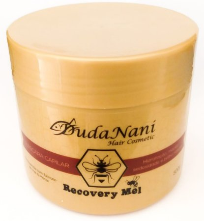 Máscara Recovery mel DudaNani 500 ml