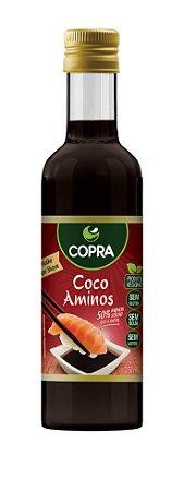 Coco Aminos - Molho tipo Shoyu 250ml - Copra