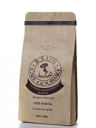 Cafe Gourmet em grãos Natural - Bolatti - 250g