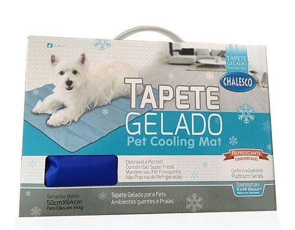 Tapete Gelado para Cães - Chalesco