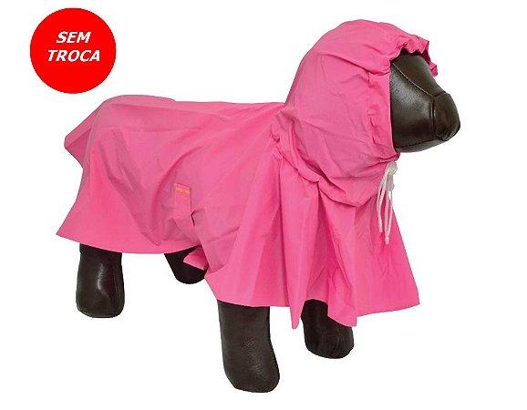 Capa de Chuva para Cachorros - São Pet
