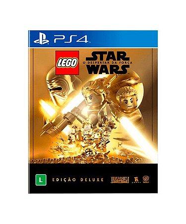 Lego Star Wars - O Despertar da Força - Edição Deluxe - PS4