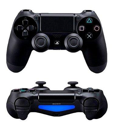 Controle Dualshock 4 - Preto - PS4