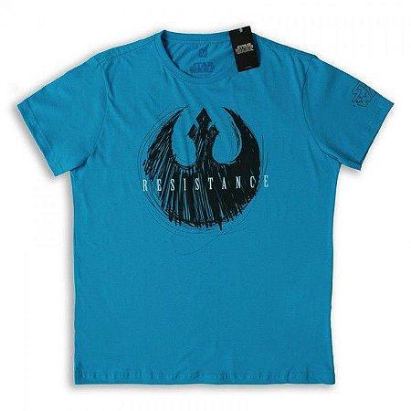 Camiseta Oficial Star Wars - Resistance