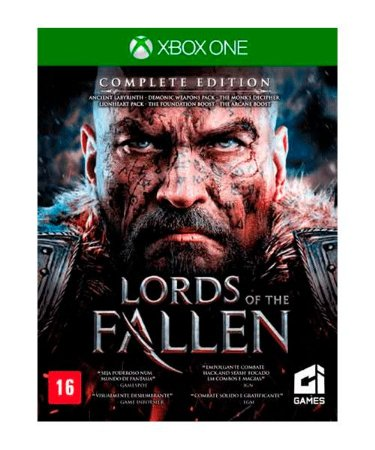 Lords Of The Fallen Complete Edition - Xbox One