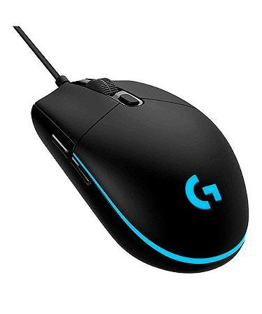 Logitech - Mouse Gamer Pro Hero