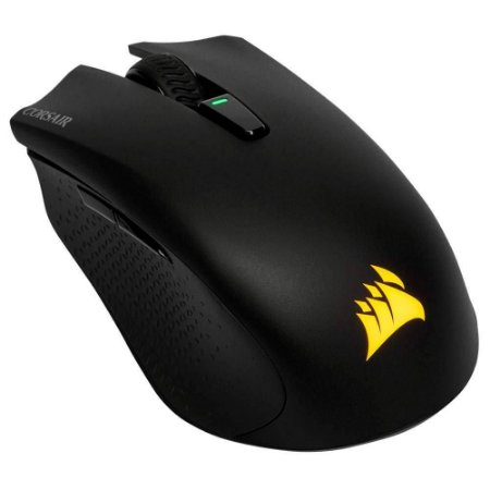 Mouse Gamer Sem Fio Corsair Harpoon 10000 dpi Preto