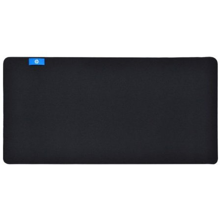 Mousepad gamer HP - Extra Grande 90 x 40 cm - Preto
