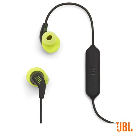 Fone Bluetooth JBL Endurance Run - Com Microfone