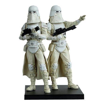 Estátua Snowtrooper Two Pack - 1/10 Scale - Kotobukiya
