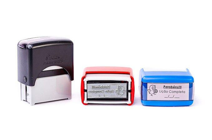 Carimbo Automático Shiny Printer S-223 - 18X47 mm