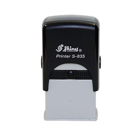 Carimbo Automático Shiny Printer S-835 - 20X30 mm