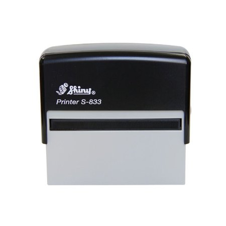 Carimbo Automático Shiny Printer S-833 - 25x82 mm