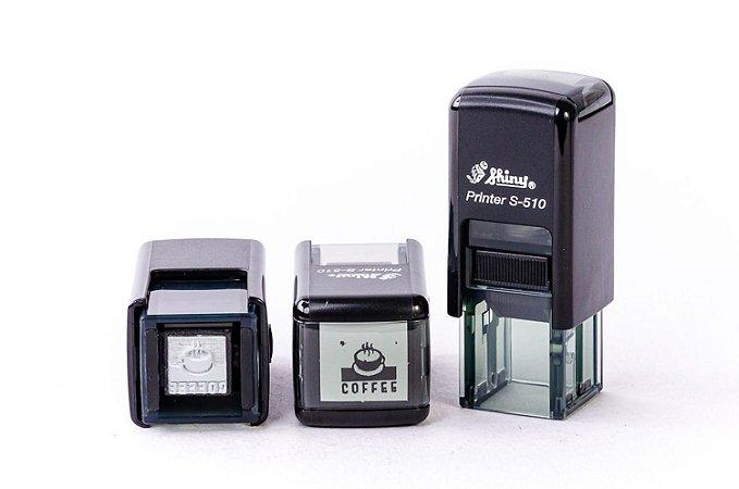 Carimbo Automático Shiny Printer S-510 - 12x12 mm