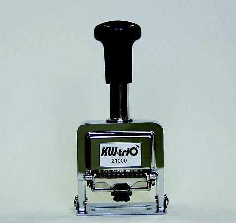 Numerador Automático Sequencial KW-Trio 21000 10 dígitos