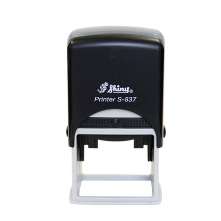 Carimbo Automático Shiny Printer S-837 -  40x50 mm