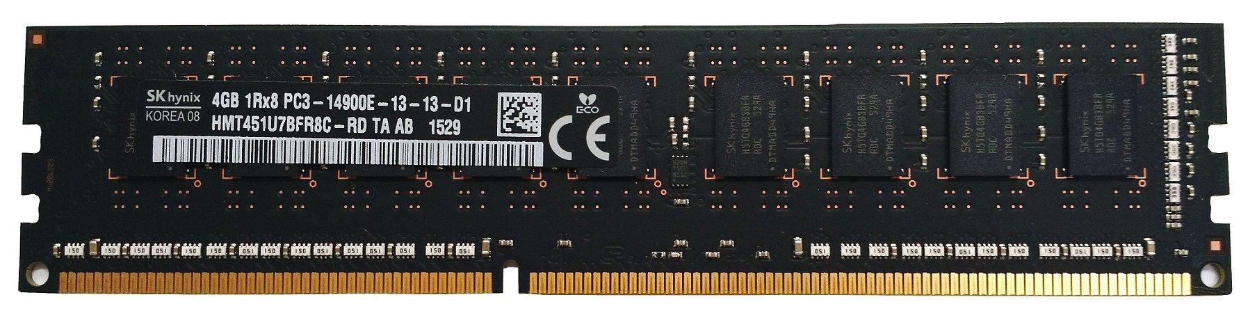 Memória Apple para Mac  -  4GB - DDR3 - 14900E - Frequência 1866MZ