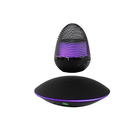 Caixa de som e speaker Bluetooth Flutuante