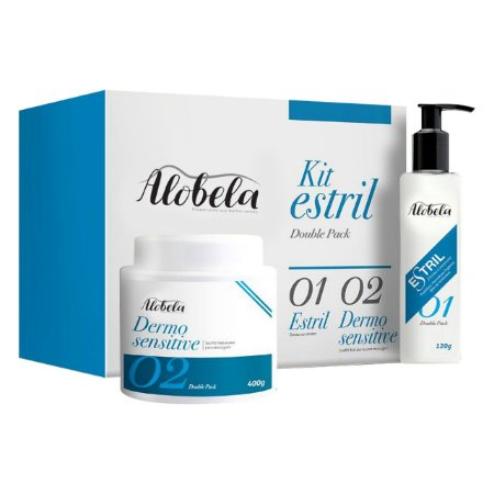 Kit Estril Double Pack - Creme Anti Estrias