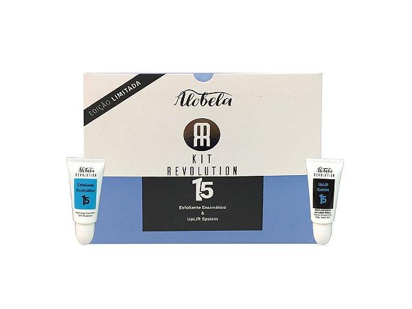 Kit Revolution 15 – Peeling e Lifting Facial com Preenchimento de Rugas