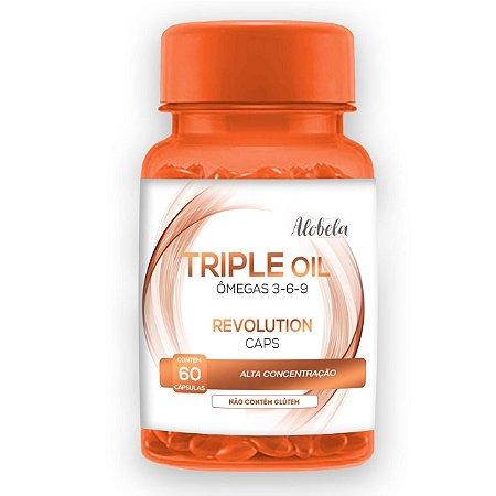 Triple Oil - Ômega 3-6-9